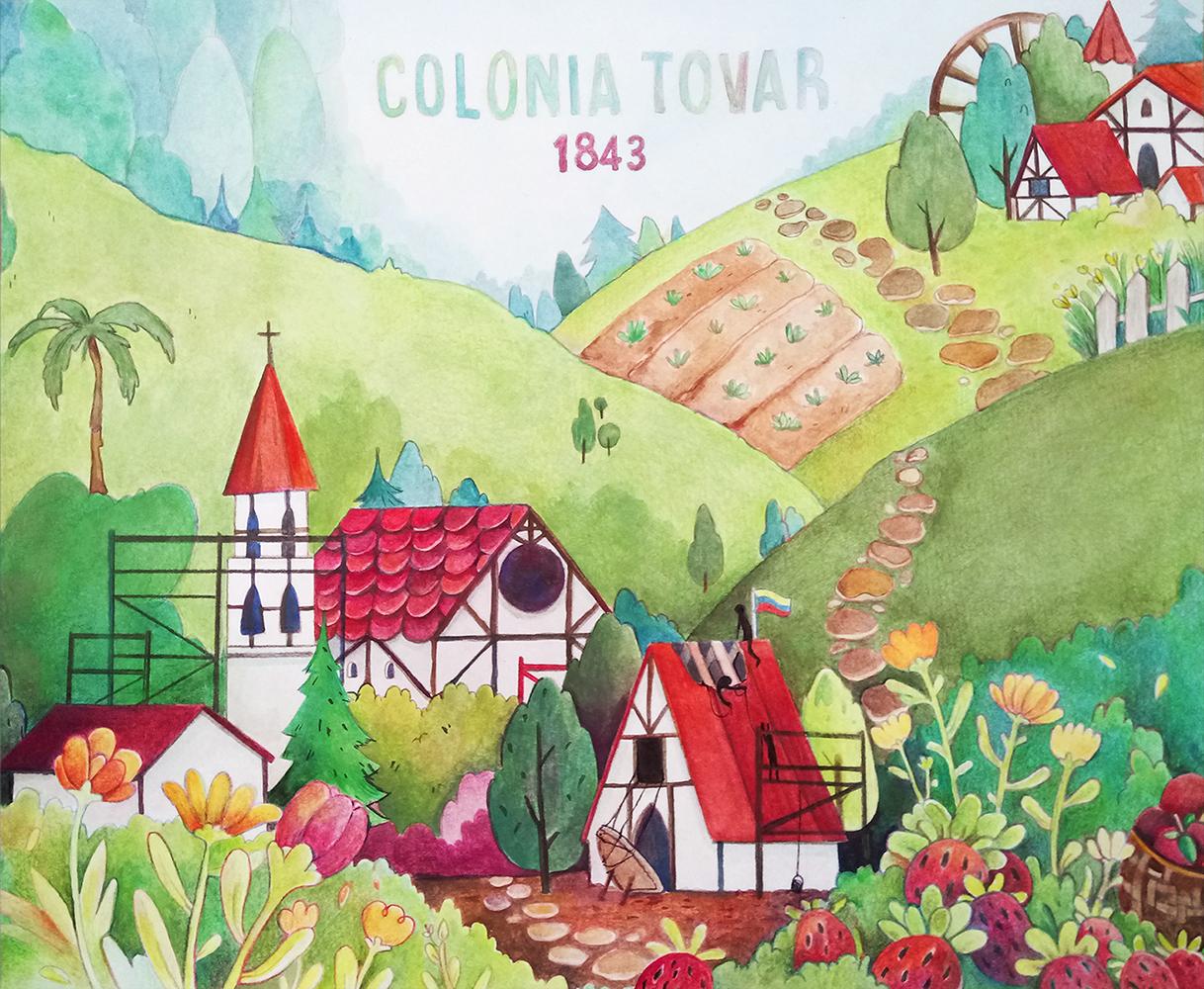 A-04 Colonia Tovar 1843