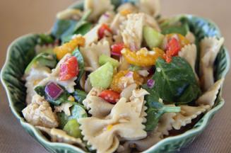 Mandarin Pasta Salad