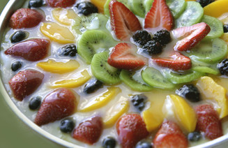 Moms Fresh Fruit Tart