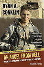 "Kindle eBook image of ""An Angel From Hell: Real Life on the Front Lines"" by Ryan A. Conklin"