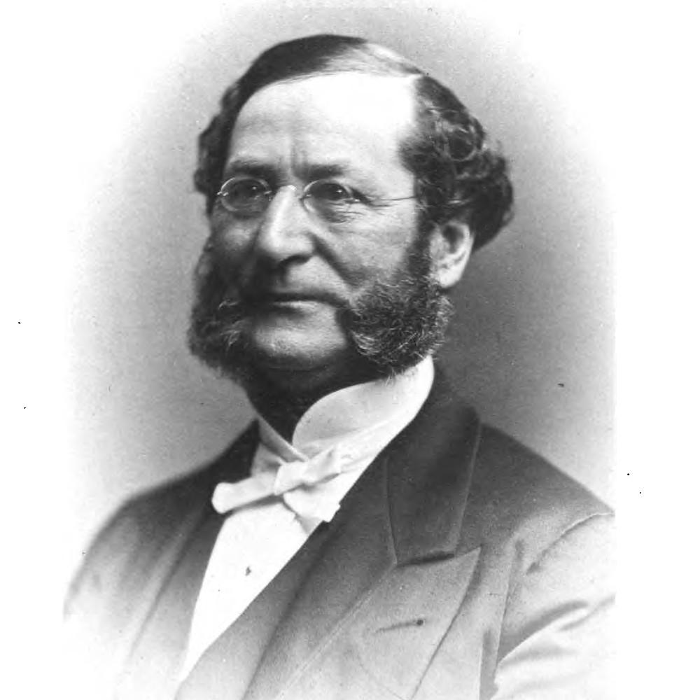 Rev. Ebenezer P. Rogers