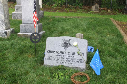 Medal of Honor Recipient Found and Honored
