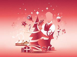 En riktig Jul på Solviken