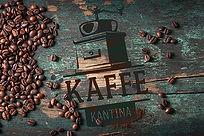 Kaffekantina utanför Solviken