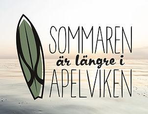 Apelviken förlänger sommaren!
