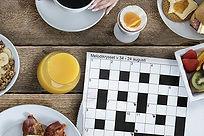 Melodikryss och Frukost på Nisses