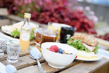 Frukost på Nisses