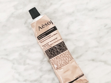 Alternatives to Aesop Resurrection Aromatique Hand Balm