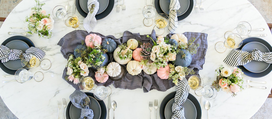 Thanksgiving Table Inspiration and Decor Ideas for Under $25