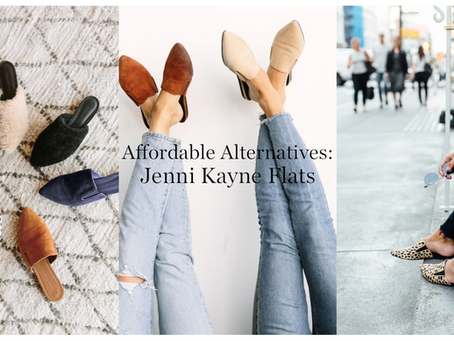 Affordable Alternatives to Jenni Kayne Flats