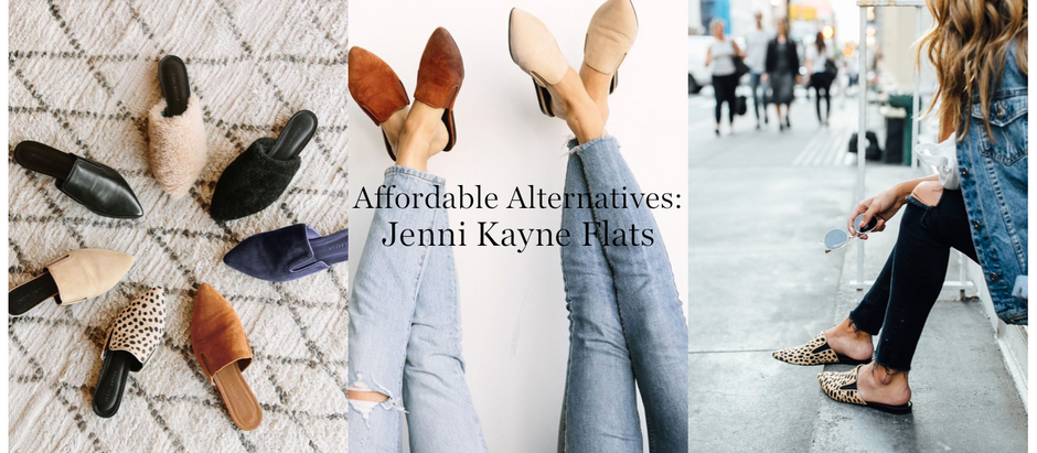 Affordable Alternatives to Jenni Kayne Flats