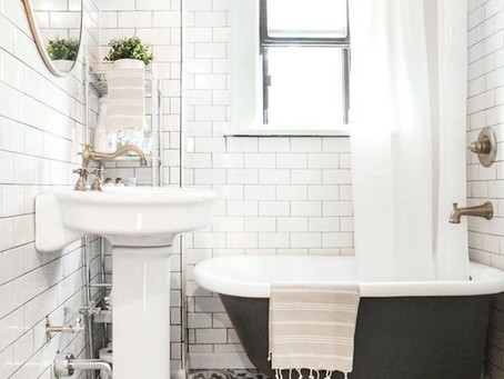 Interior Envy: Bathroom Inspiration