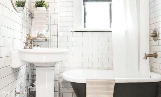 Interior Envy: Bathroom Inspiration