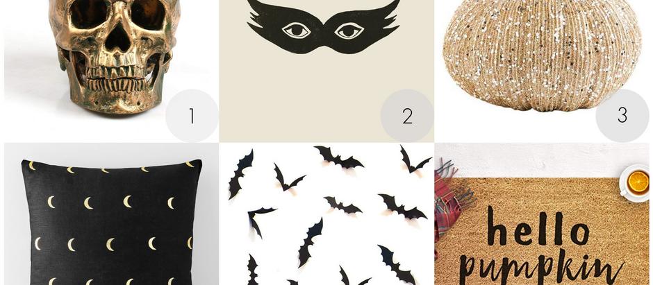 Six Fun  but Subtle Halloween Decorations