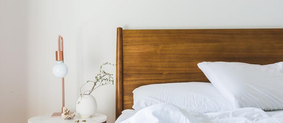 Bedroom Makeover for Under $1,000