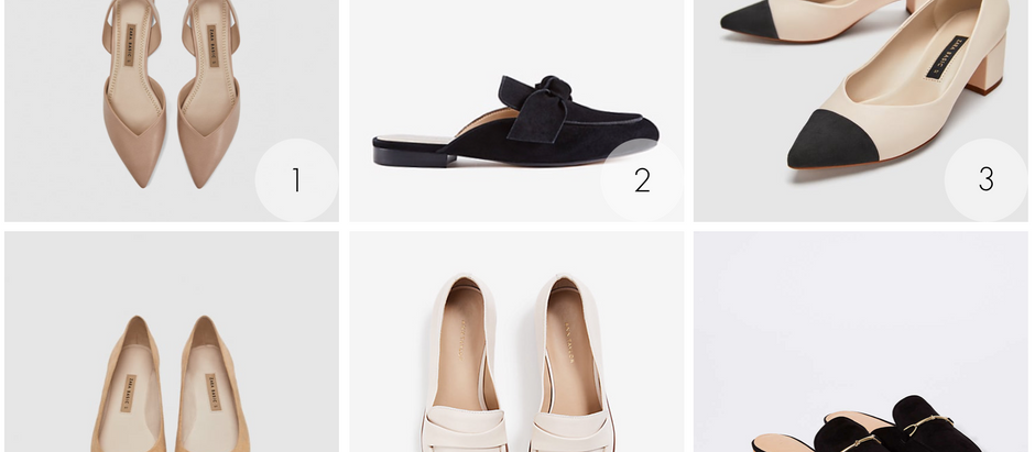 Work Appropriate Style: Shoes