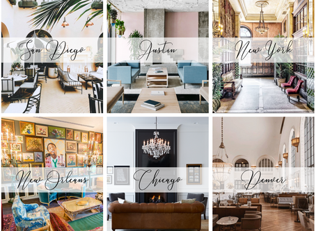 The Most Instagrammable Hotels in the U.S.