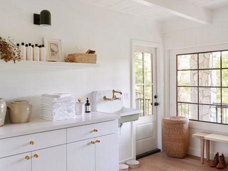 Stylish Laundry Baskets You Won't Want to Hide