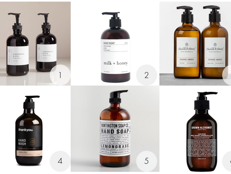 Affordable Alternatives to Aesop Hand Wash