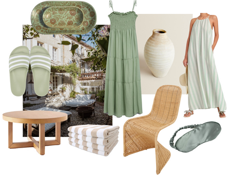 Summer Color Crush: Sage Green