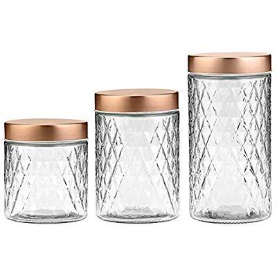 copper lid jars