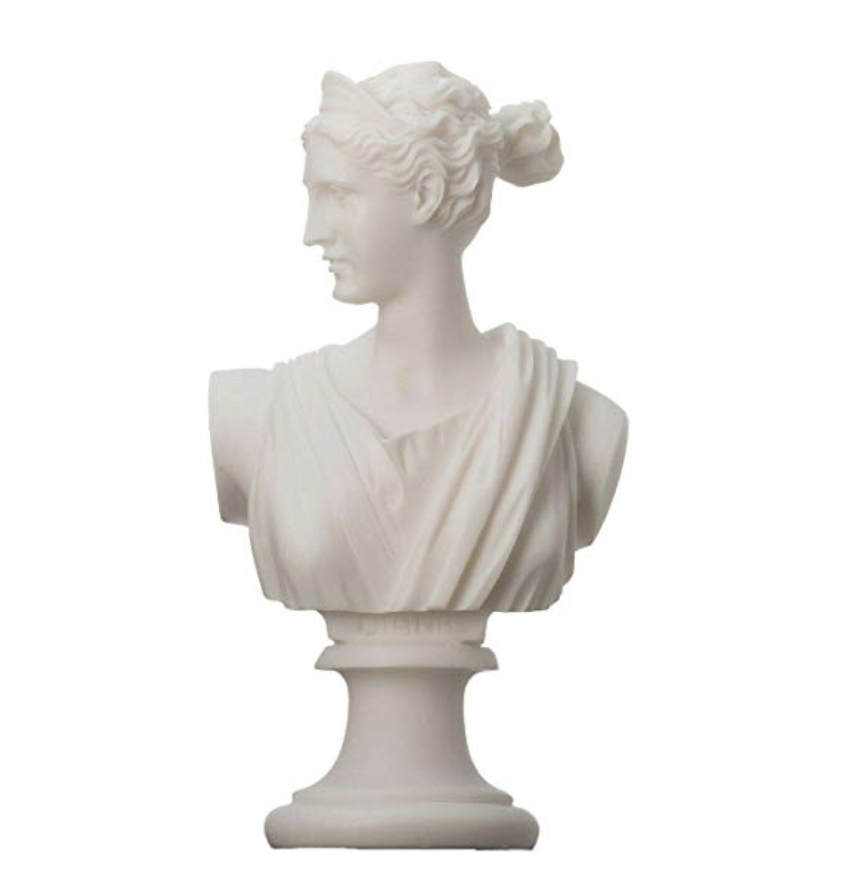 bust of diana