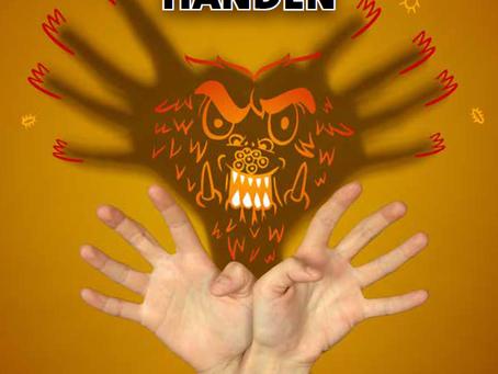 """Campagne: """"Zorgende handen zijn propere handen!"""""""