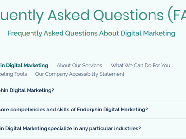 5 Frequently Asked Marketing Questions