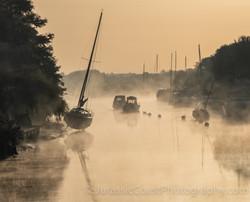 Wareham River Mist