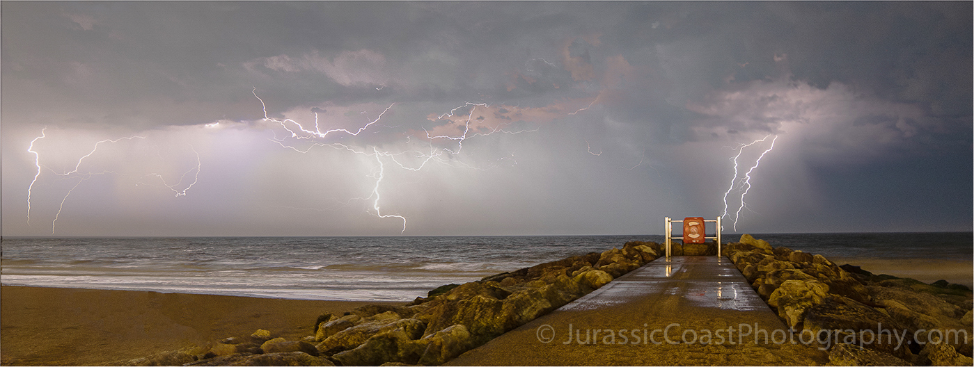 Branksome Chine Lightning