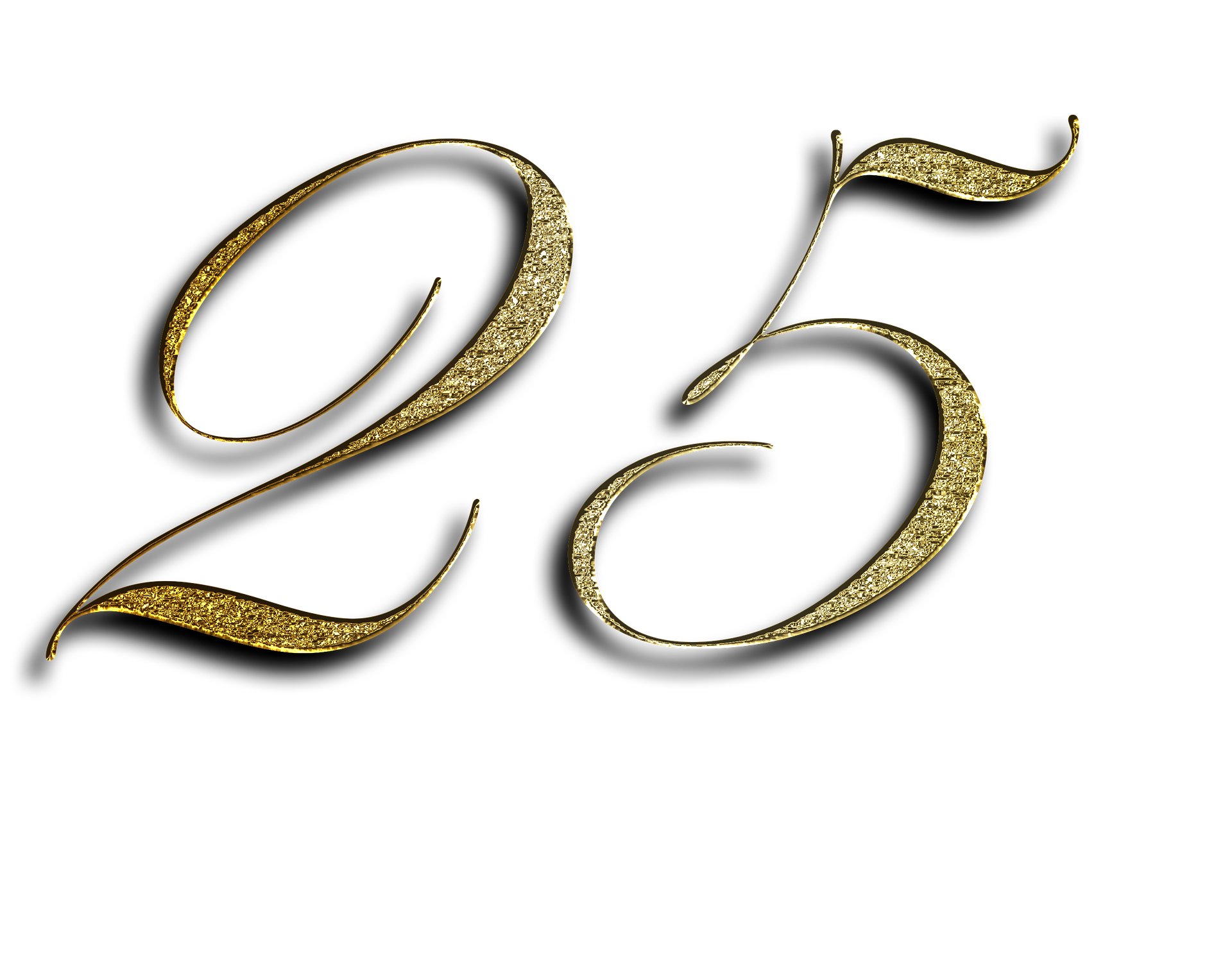 25e anniversaire