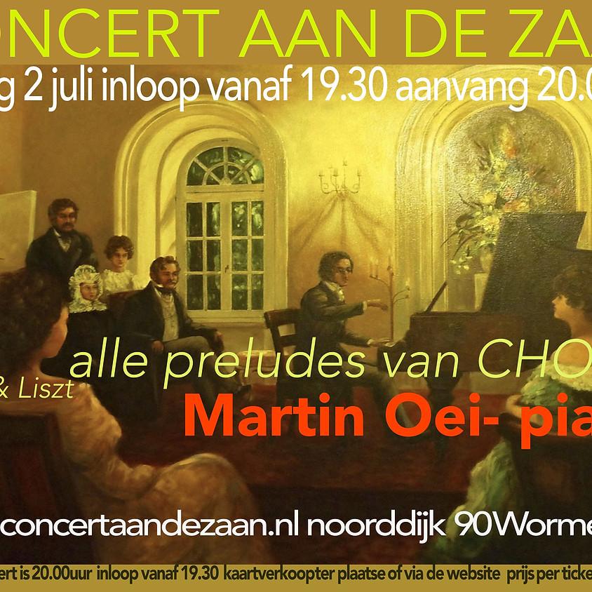 alle preludes van Chopin