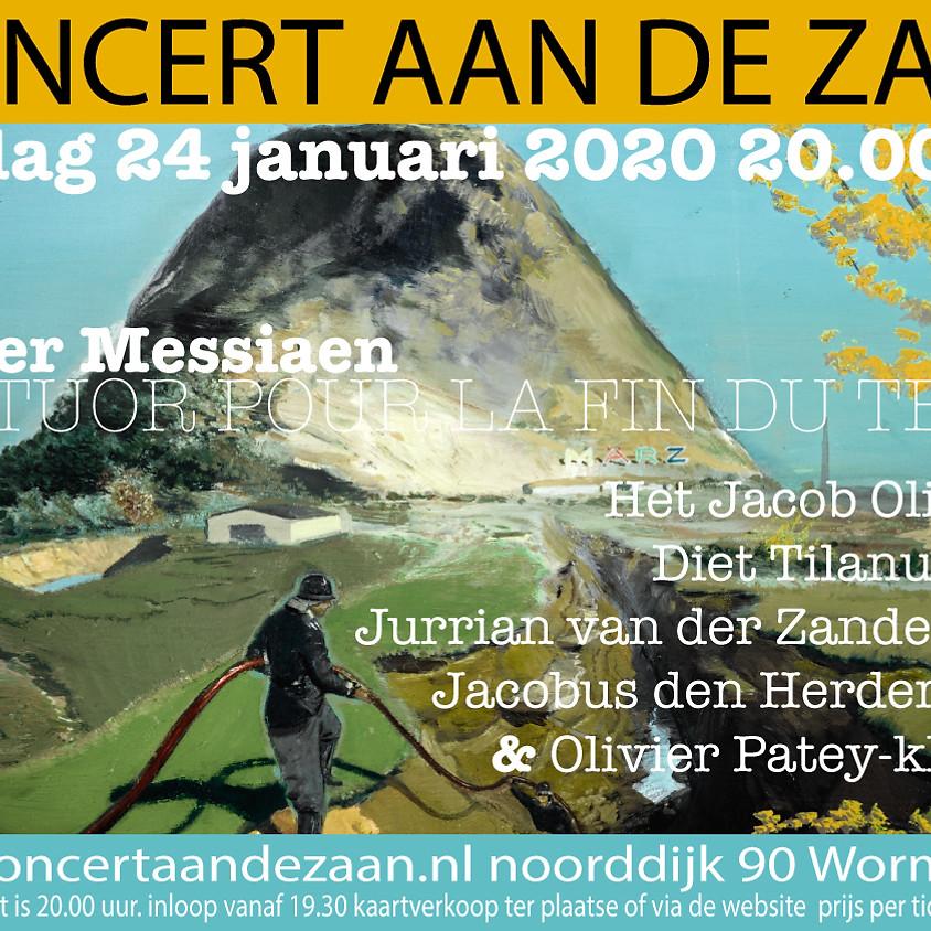 CONCERT AAN DE ZAAN 24 januari 2020