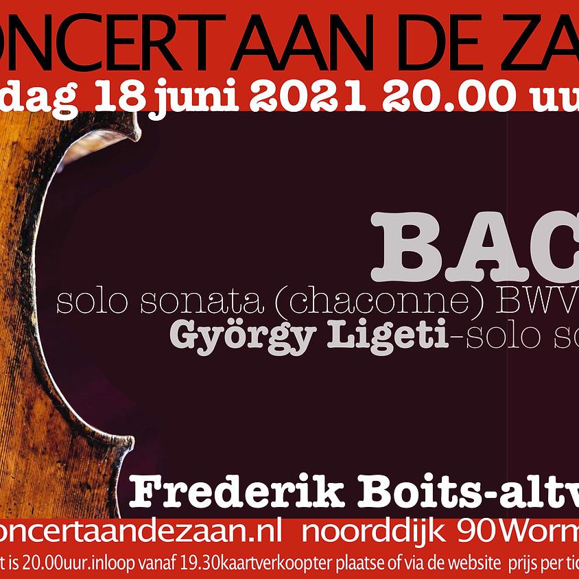 Concert aan de Zaan 23 April 2021