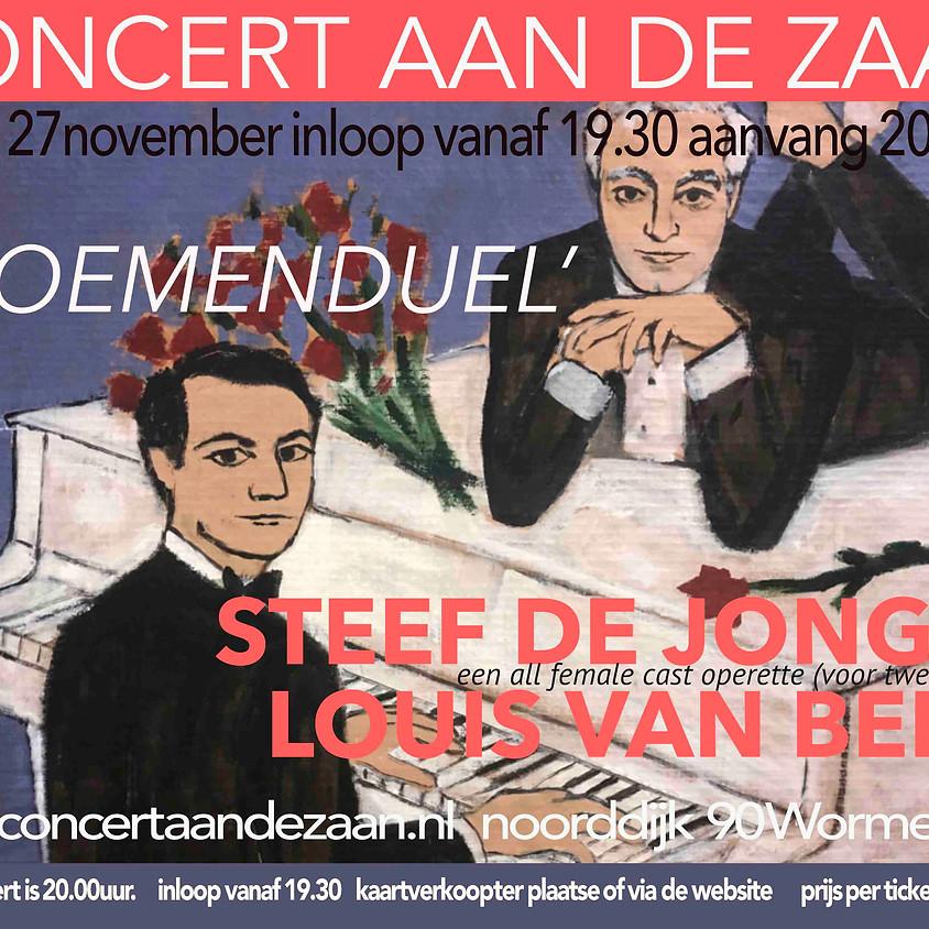 Concert aan de Zaan 27 November 2020