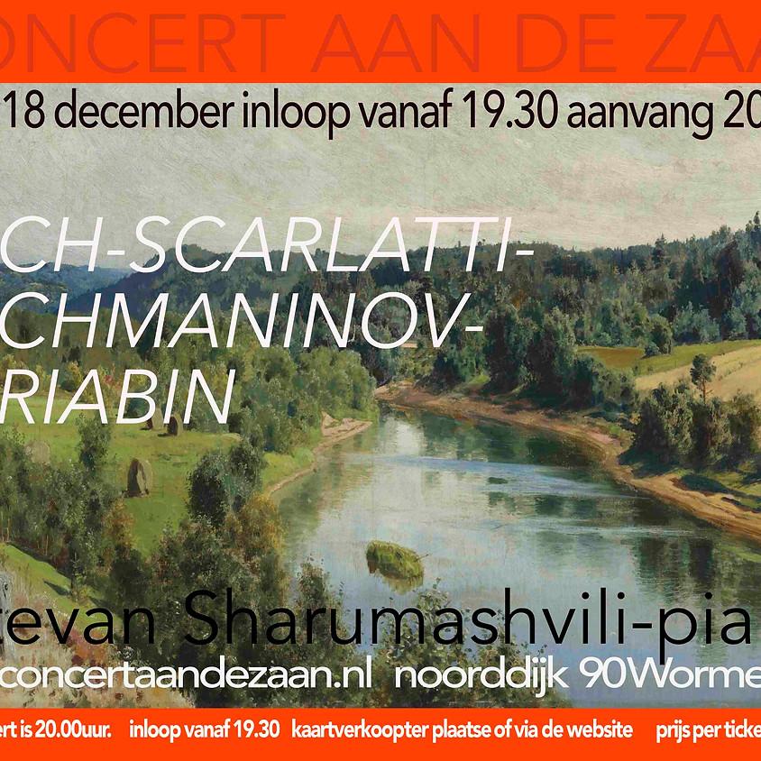 Concert aan de Zaan 18 December 2020