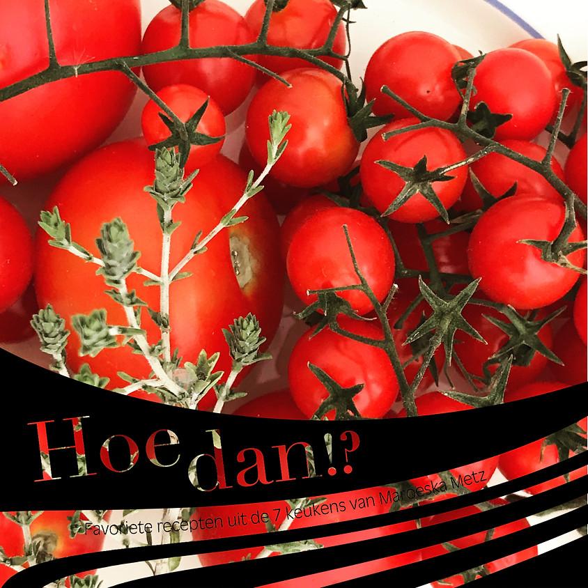 Koken uit HOE DAN!? in Beverwijk