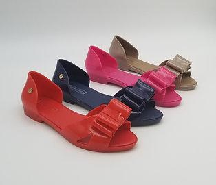 Stylish Bow Tie Jellies