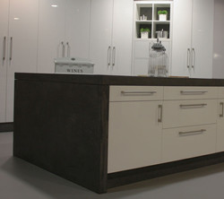 Arttex kitchen island