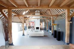 Dutch barn house