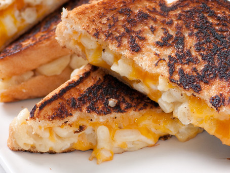 Grilled Cheese Anyone?