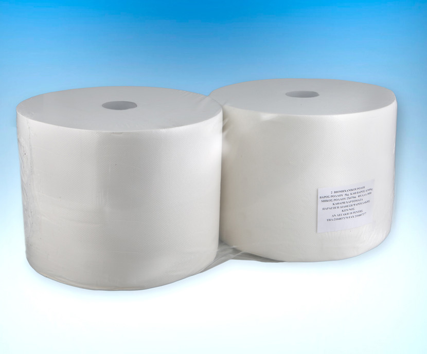 Industrial paper roll 5kg