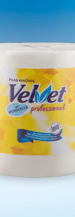Paper towel 800gr velvet professional