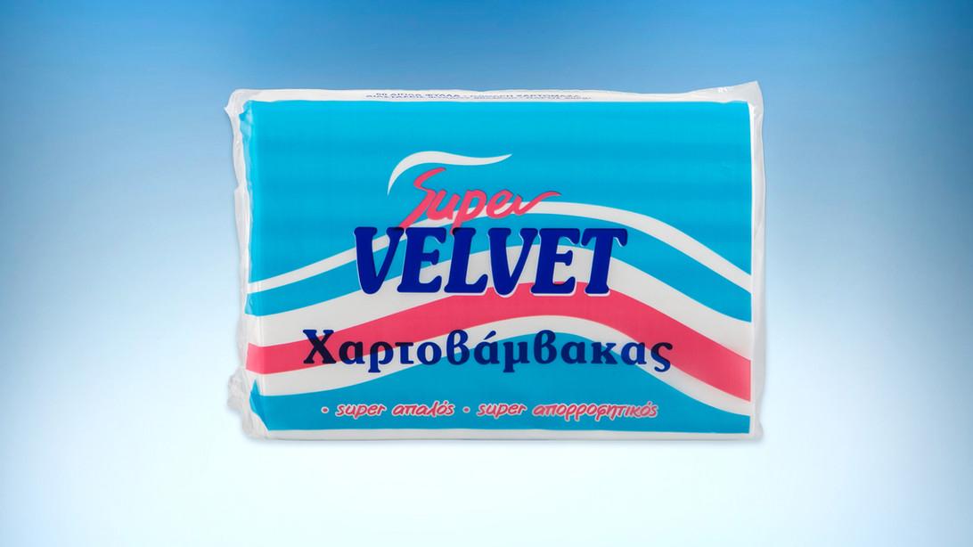 Velvet super wadding 500gr