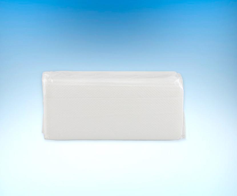Paper towel zik zak