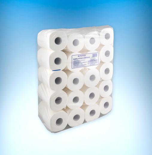 Velvet super 2-ply toilet paper roll 150gr