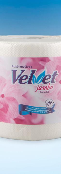 Velvet jumbo Paper towel 700gr