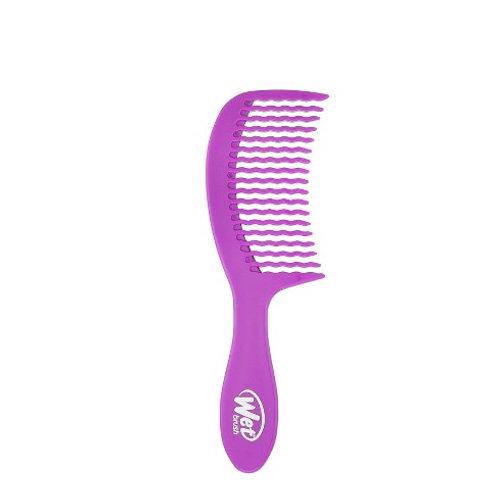 Wet Brush Comb Detangler - Purple