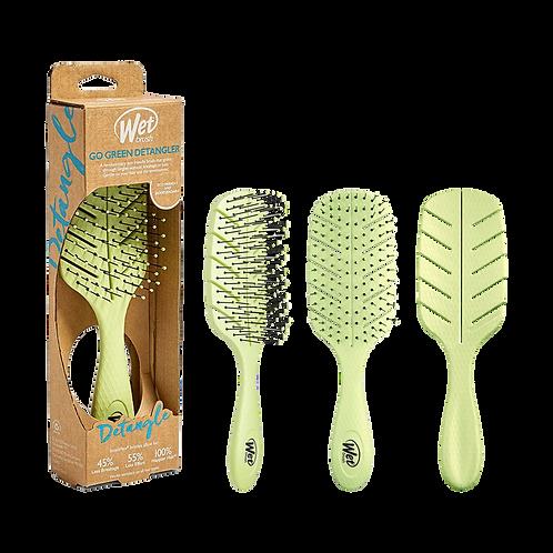 Wet Brush Go Green Detangler - Green