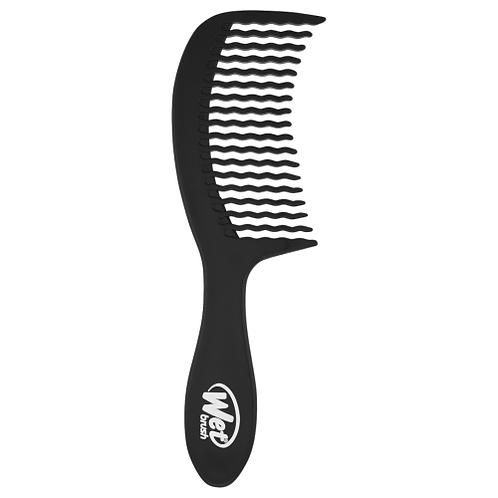 Wet Brush Comb Detangler - Black